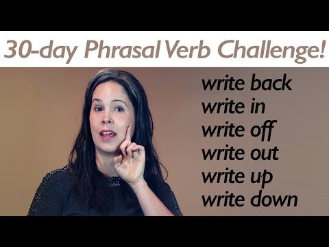 phrasal-verb-write