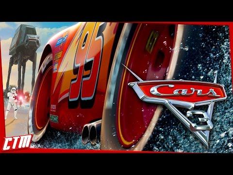 CARS 3 Trailer : Lightning McQueen Crash what happens next? Disney Pixar