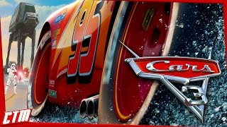 CARS 3 Trailer : Lightning McQueen Crash what happens next? Disney Pixar