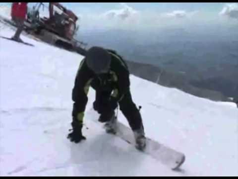 Karl Erjavec - The Extreme Snowboarder