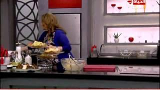 برنامج المطبخ – الشيف آيه حسني – حلقة الخميس 25-9-2014 – Al-matbkh