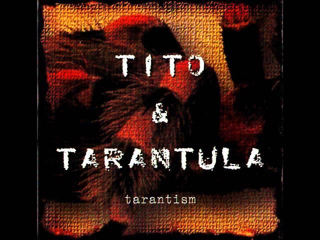 Tito & Tarantula - Strange Face - original song