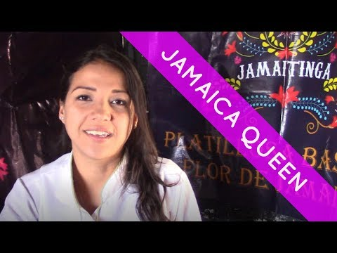 Arlen, A Mexican Entrepreneur! Cooking Jamaica Food!