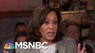 Sen. Kamala Harris: Joe Biden And I Just Have A Difference Of Opinion   Morning Joe   Msnbc