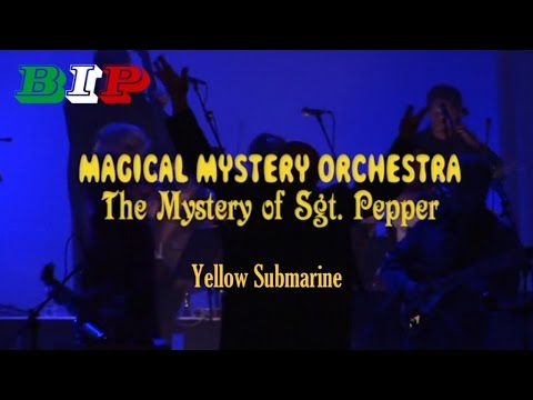 Magical Mystery Orchestra - Yellow Submarine