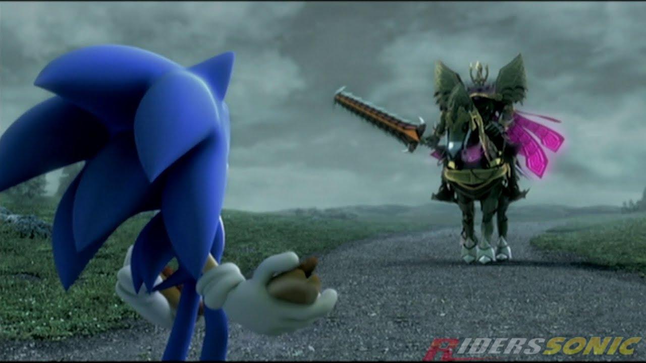 Sonic Y El Caballero Negro 1 Nintendo Wii El Erizo Picaruelo Youtube