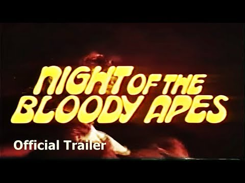 Night Of The Bloody Apes 1969 original