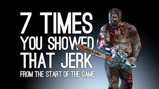 7 Times You Totally Showed That Jerk from the Start of the Game