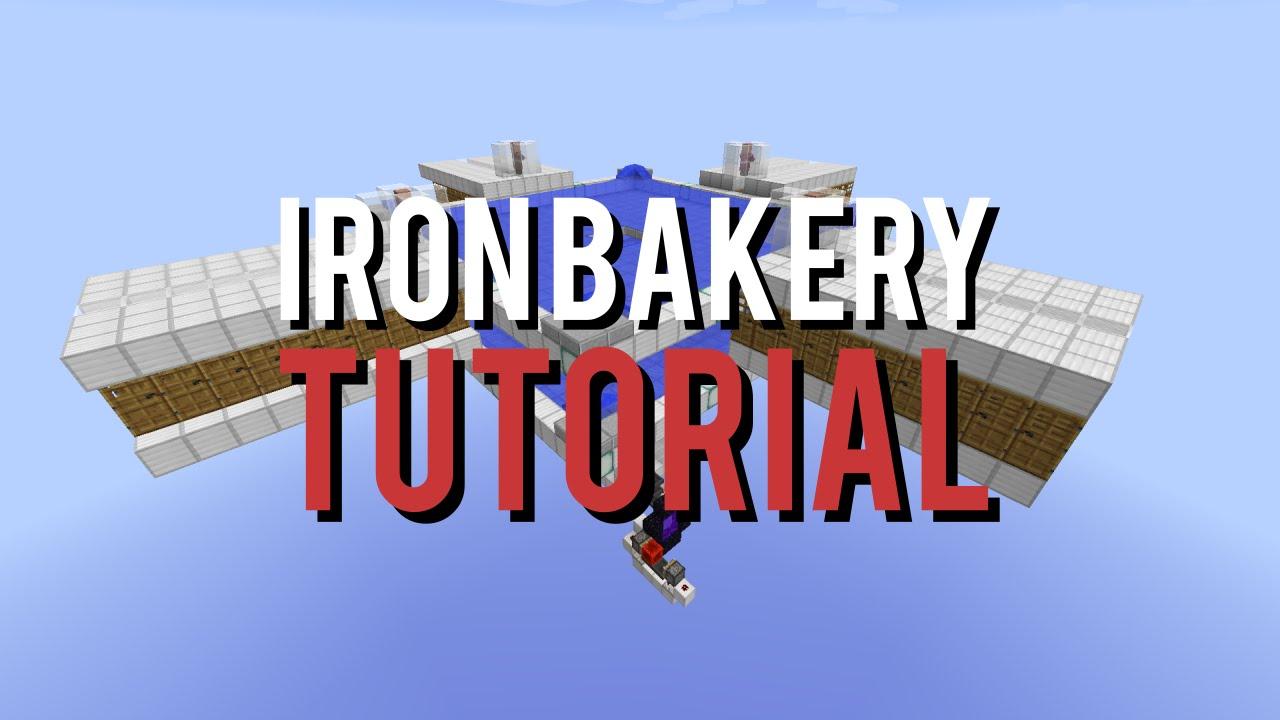 Iron Bakery TUTORIAL English