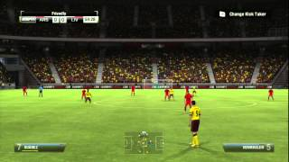 FIFA Soccer 13 (Wii U): Giant Bomb Quick Look