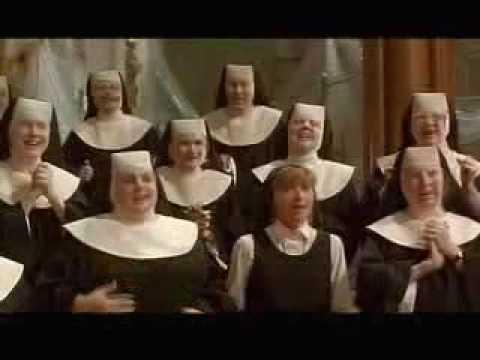 Sister Act-Salve Regina