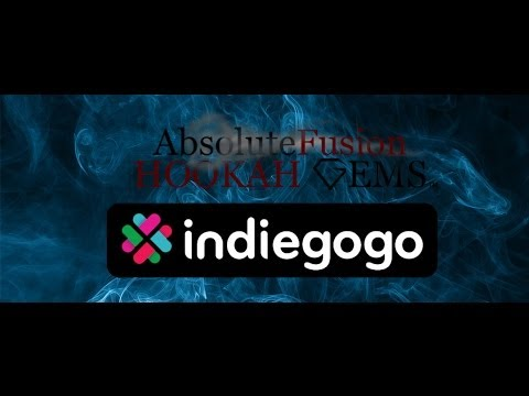 Absolute Fusion Hookah Gems IndieGoGo Campaign