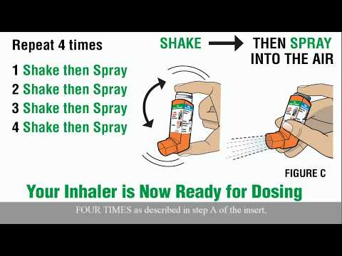 Dosing With Your Inhaler