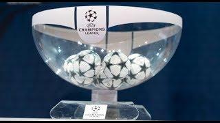 Tirage au sort des poules de la Ligue des Champions !!