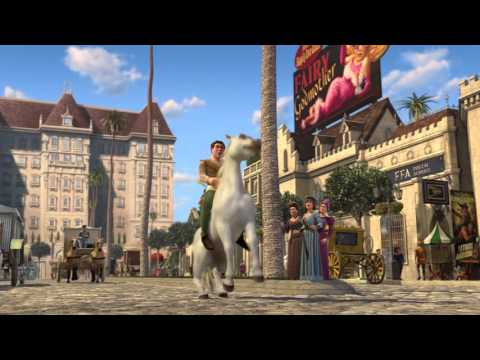 Changes (Official Music Video) - Shrek 2
