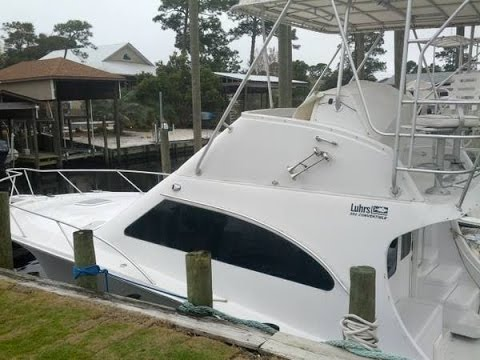[UNAVAILABLE] Used 1999 Luhrs 36 In Orange Beach, Alabama