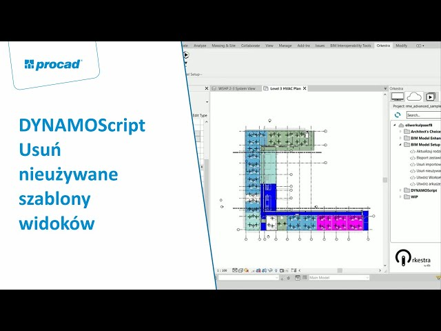 DYNAMOScript - Usuń nieużywane szablony widoków