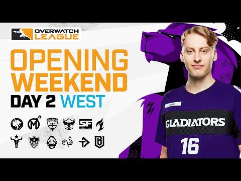 Stream: OW League S3 - Overwatch League 2021 Season | Opening Weeken
