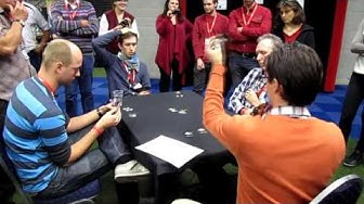 Wizard World Championship 2013 - Final table last round
