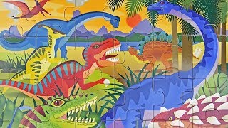 Dinosaur Puzzle Game by Melissa & Doug - Dinosaur Toys
