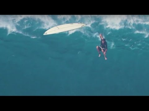 Tom Dosland's Epic Wipeout at Jaws