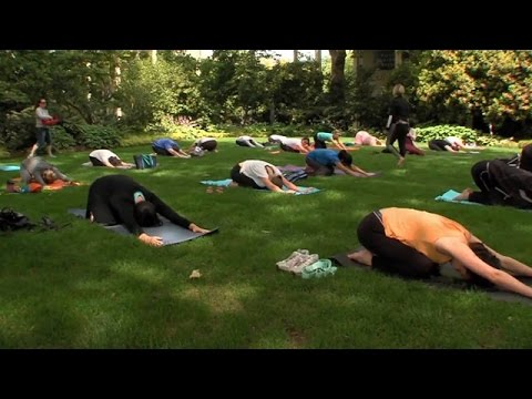 CityStream: Seattle Center Fitness