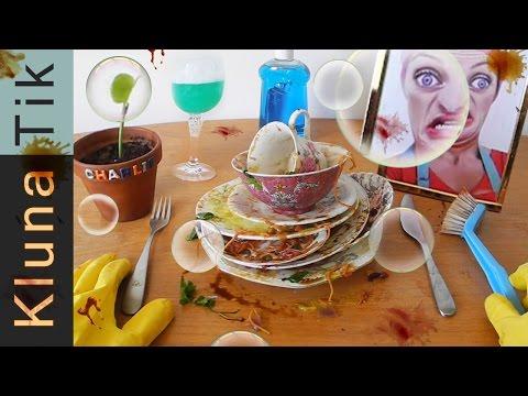 Kluna Tik eating DIRTY DISHES & SOAP  |#20 KLUNATIK COMPILATION    ASMR eating sounds no talk