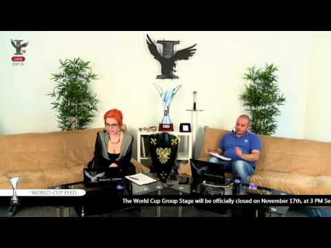 Imperia Online World Cup 2014 Live Stream - Day 33 - Group Stage