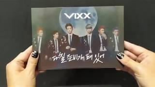 Unboxing Vixx I'm ready to get hurt