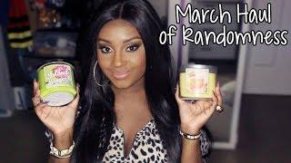 March Haul of Randomness! (2014)