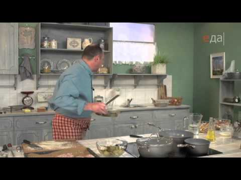 Отбивная по-французски с картошкой в духовке рецепт с фото