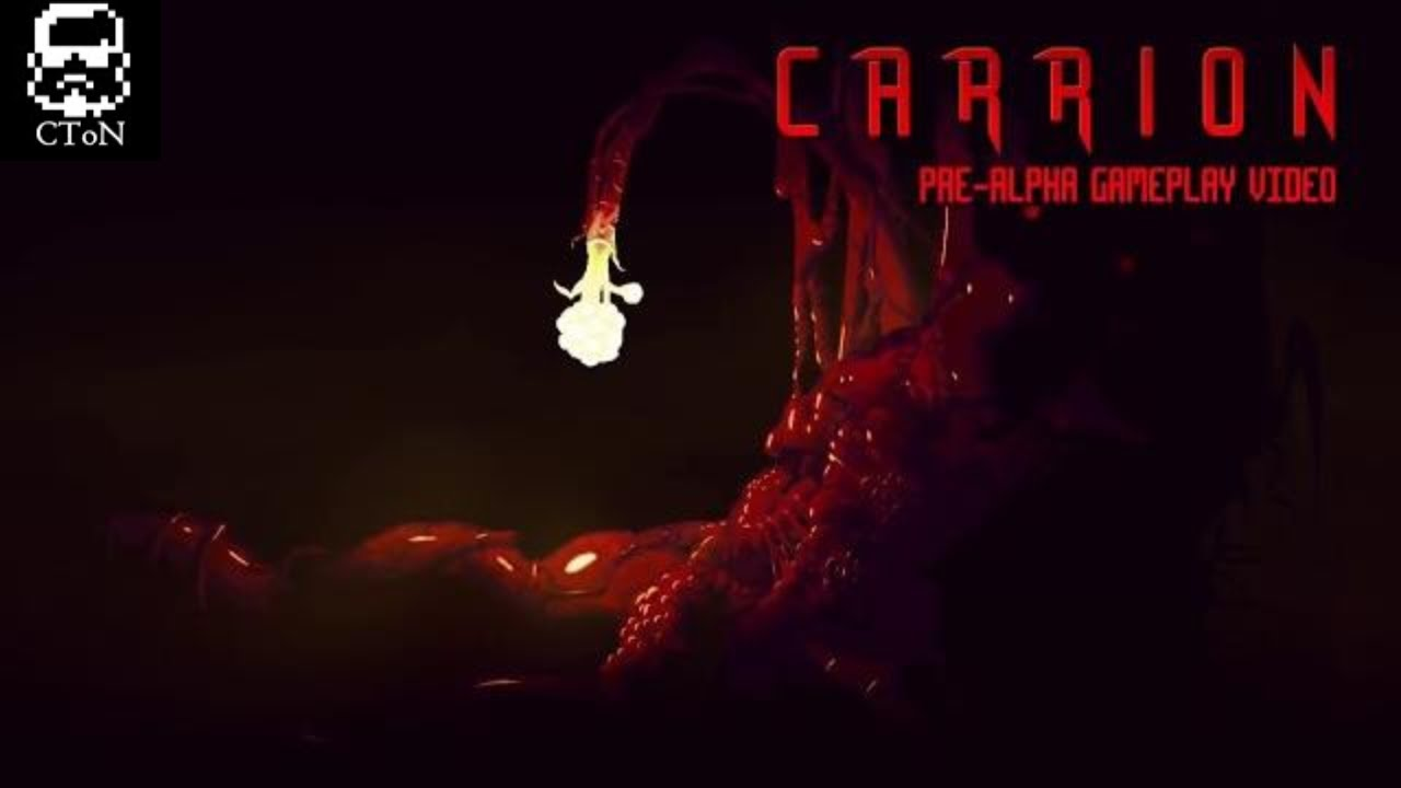 Carrion Trailer With Gameplay Footage Youtube