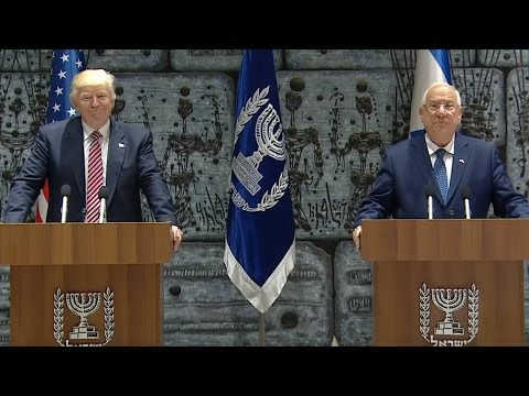 President Trump Gives Remarks with President Rivlin