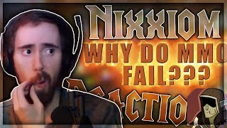 """Asmongold Reacts to """"Why Do MMO's Fail?"""" by Nixxiom"""
