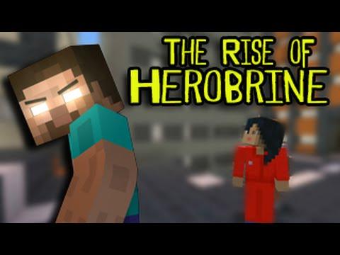Minecraft Herobrine Stories - The Rise Of Herobrine [1]