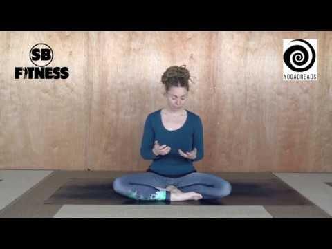 SB Fitness - Yogadreads Focus 12 relaxation de-stress technique