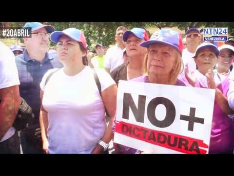 Resumen noticioso | Esto fue noticia en Venezuela | 20 de abril