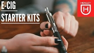 Tutorial: E-Cig/Vape Starter Kits