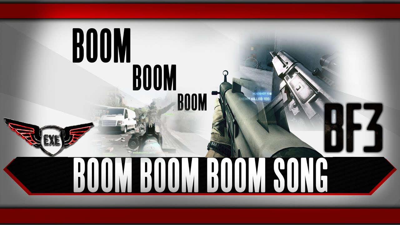 boom boom by
