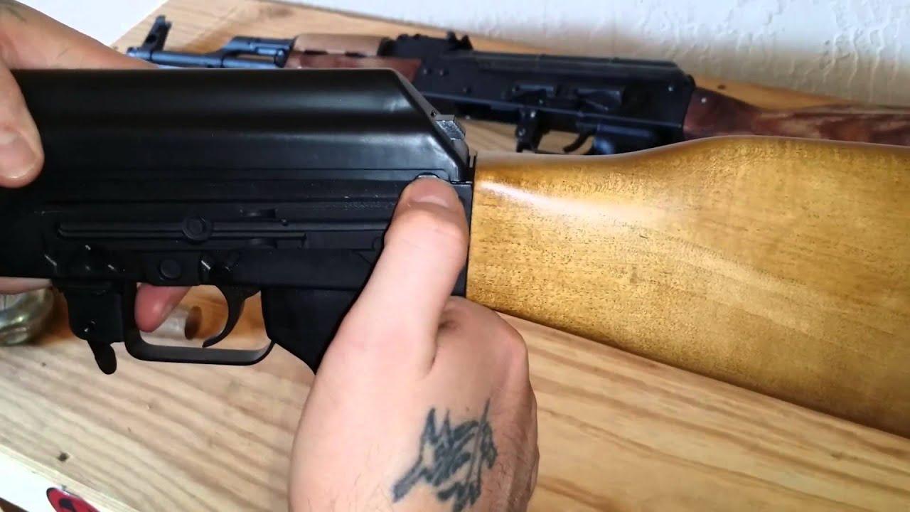Century Arms Zastava Yugo M70 N PAP AK47 by ArmedCitizen76