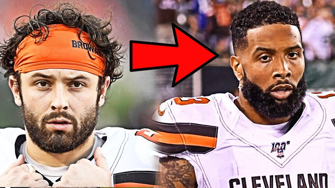 Download Cleveland Browns Are Being Pressured To Trade Odell Beckham Jr