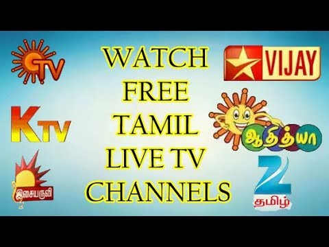 watch tamil live tv channels | sun tv | vijay tv |