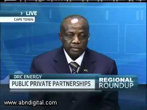 African Utility Week and Power Indaba 2011-CNBC Africa interview with Vika di Panzu of DRC