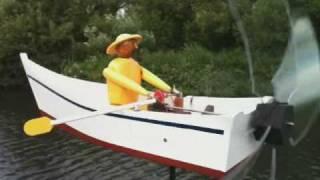 Whirligig Rowboat