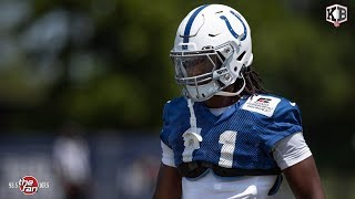 Colts Camp Day 11: Deon Cain Makes The Play of The Day