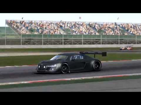 Project Cars Build 700 :: Audi R8 LMS Ultra :: Silverstone