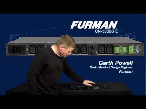 Furman CN-3600 SE SmartSequencer for 200V-240V Regions