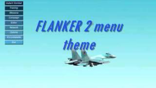 flanker menu theme
