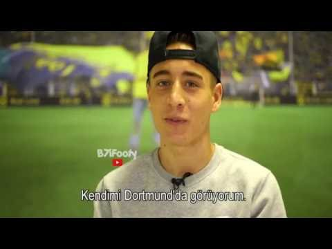 Emre Mor Full Interview ● Talking about Cristiano Ronaldo, BVB & Turkey