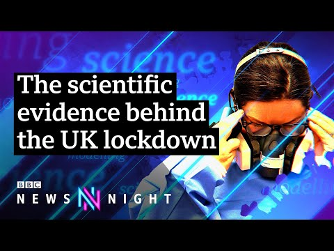 Coronavirus: Is the government really 'following the science'? - BBC Newsnight